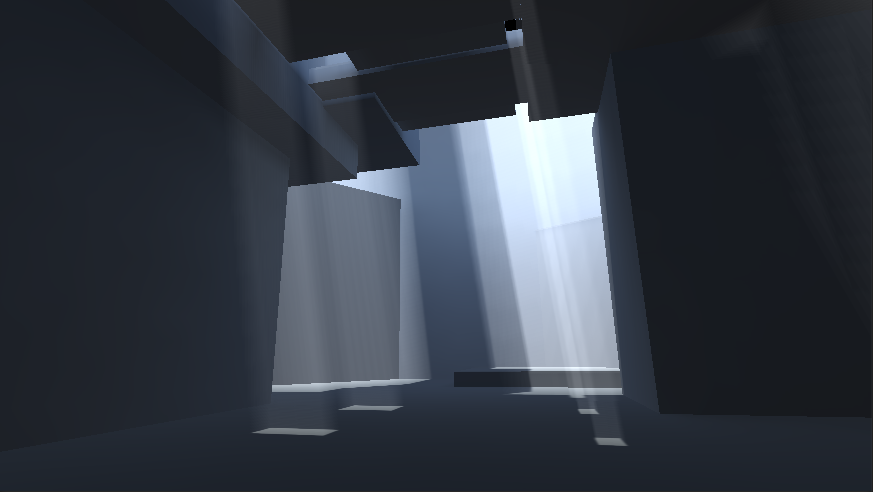 Unity中实现Post Process Volumetric Lighting